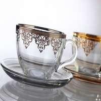 OTTOMAN PLATINUM LARGE TEA&COFFEE SET Manufacturer