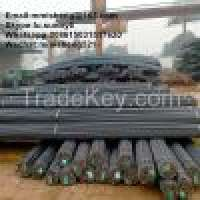 Hrb335400500 deformed steel bar tmt bar iron bar Manufacturer