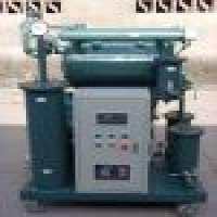 High Vacuum Oil Purifier Transformer Oil Filter Machine Manufacturer