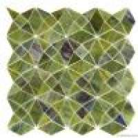 Stained glass mosaic green puzzle series Manufacturer