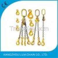 G80 alloy steel chain sling Manufacturer