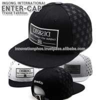 cotton printed snapback buckle cap Manufacturer