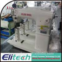 Apparel Machinery Shoes Making Sewing Machine Zig Zag Shoe Sewing Machine