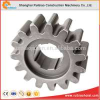 Helical Tooth Rack and Pinion Gear