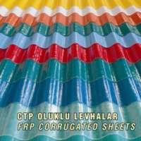 Glass Fiber Reinforced Roof Sheets Manufacturer