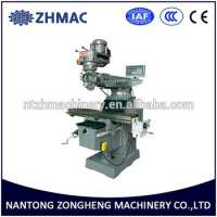 swivel Vertical Milling Machine Manufacturer