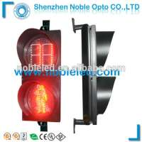 led pedestrian traffic light