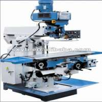 Horizontal Turret Milling Machine