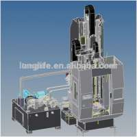 vertical internal broaching machine