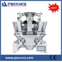Automatic 14 heads food weighing packaging machine Manufacturer