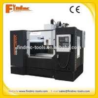 cnc vertical milling machine controller vmc850 Manufacturer