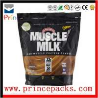 Protein or milk Powder Aluminium Foil Packing Bag Manufacturer