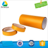 double sided polyester tape & clear and heat resistant adhesive waterproof PET tape Manufacturer