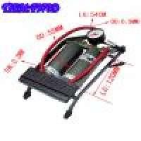 double tube gauge foot pump Manufacturer