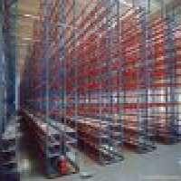 Narrow Aisle Pallet Racking Manufacturer