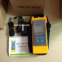 Optical power meter te502 yellow color  Manufacturer