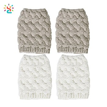 4670e8753 arival cable knit knee socks boot cuffs teen girl knee high tube sock  cotton knitted funky