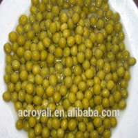 sterilized Canned Green Peas