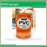 Pvc glue adhsive pipeUPVC PIPE adhesivepvc pipe solvent cement Manufacturer