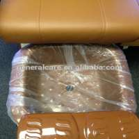 disposable plastic pe pedicure chair cover pedicure liner nail salon accessories Manufacturer
