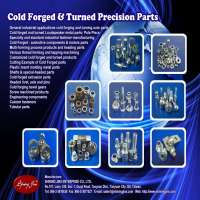 Cold forged fasteners Manufacturer