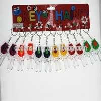 LED key ring light chain Manufacturer