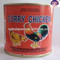 canned chicken Curry