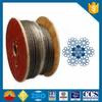 Oilfield wire rope 6X19sIwrc Wire Rope API9A Certificates Manufacturer