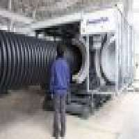 ZC1000H PE double wall corrugated pipe machinery Manufacturer