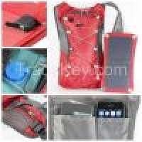 Multifunction solar mobile charger solar backpack Manufacturer