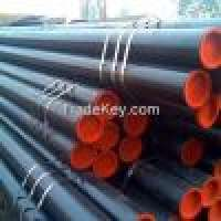 ERW carbon steel pipe ASTM A106 sch40 Manufacturer