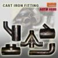 hubless cast iron fittings Manufacturer