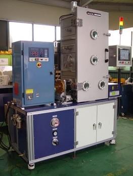 Vacuum induction brazing furnace