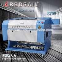 60W CNC Laser Engraver Cutter Machine Redsail X700 Rotary Attachment Manufacturer