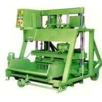 High Efficiency Concrete Block Making Machine