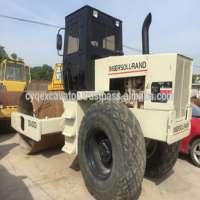 Road Roller Road construction equipment