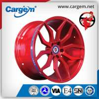 Aluminum Alloy Wheels Car Rims Manufacturer