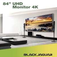 Black Jaguar 84 inch 4K UHD LED Monitor [PE84W14BA] Manufacturer