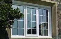 Aluminum Frame Tempered Glass Window Grills Manufacturer