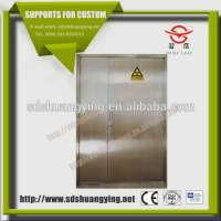 Lead lined door xray room and CT room Manufacturer