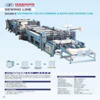 Automatic valve foming & both-end sewing machine Manufacturer