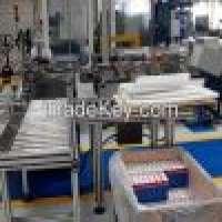 Industrial modular conveyor system Manufacturer