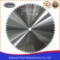"40"" Laser Welded Diamond Saw Blades Wall Saw Concrete Manufacturer"