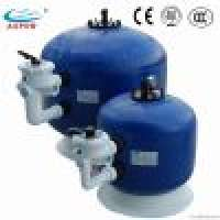 swimming pool equipment commercial sand filter Manufacturer