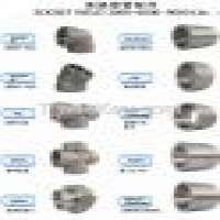 SOCKET WELDING FORGED PIPE FITTINGS Manufacturer