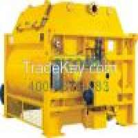 MSO Mini Series Twin Shaft Compulsory Concrete Mixer Manufacturer