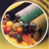Industrial brush fruit and vegetable brushes waxing and washing traffic brushes Manufacturer