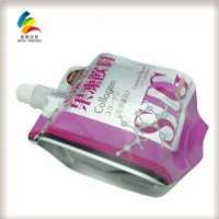 Spice Packaging Stand Up Pouch Spout Plastic Doypack Pouch Manufacturer