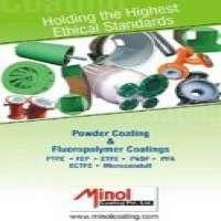 PTFE Coated Fasteners ETFE ECTFE FEP PFA PVDF Coating Manufacturer