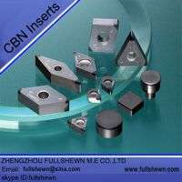 CBN inserts PCBN inserts metalworking Manufacturer